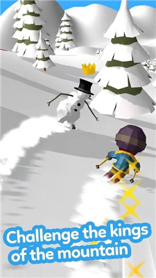 滑雪大冒险3Dm
