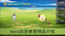 《大千世界》boss剑圣掉落物品介绍