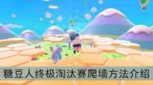 《糖豆人终极淘汰赛》爬墙方法介绍