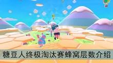 《糖豆人终极淘汰赛》蜂窝层数介绍