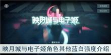 《映月城与电子姬》角色其他蓝白强度介绍