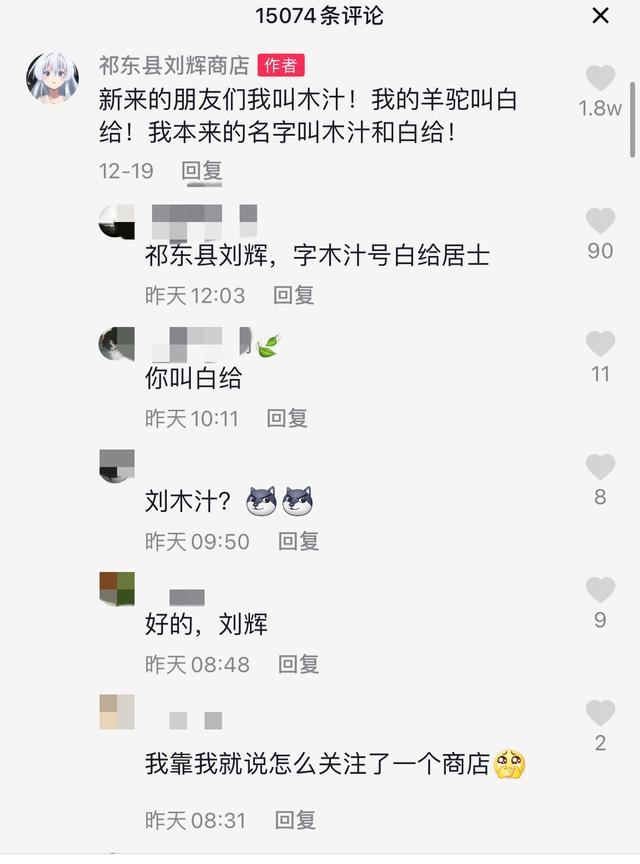 祁东县刘辉商店是什么梗 抖音祁东县刘辉商店是什么意思